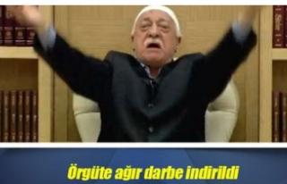 FETÖ' NÜN PİRAMİDİ YERLE BİR OLDU ...