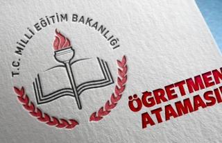 20 BİN SÖZLEŞMELİ ÖĞRETMEN BAŞVURU SONUÇLARI...
