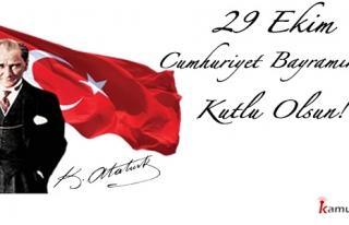 TÜRKİYE CUMHURİYETİ'NİN DOKSAN DÖRDÜNCÜ YILI!
