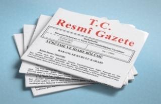 14 Mayıs 2018 tarihli Resmi Gazete kararları