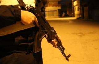 Ankara'da organize suç örgütlerine yönelik operasyon