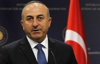 Bakan Çavuşoğlu, ABD'ye gidecek