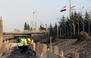 Habur'da 3. köprü kullanıma açıldı