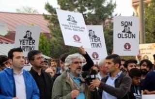 """MAZLUMDER İstanbul Şubesi Başkanı Ali Öner: """"Geç..."""