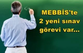 MEB iki yeni sınav görevini öğretmenlerin tercihine...