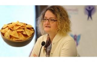 Prof. Dr. Ketenci: ''Cips, katkı maddeli gıdalar...