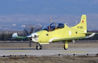 Türk Havacılık ve Uzay Sanayi A.Ş. Kazakistan'da...