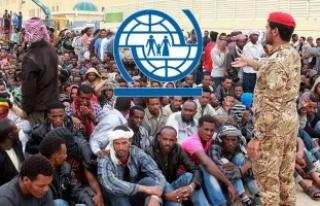 Uluslararası Göç Örgütü Suudi Arabistan'ı...
