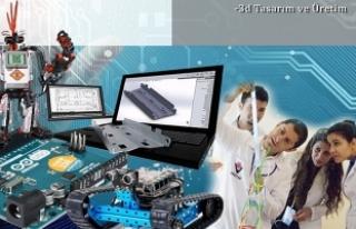 Bilişim Teknolojileri Öğretmenlerine robotik tasarlama...