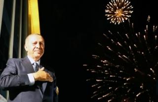 Cumhurbaşkanı Erdoğan: Milletimizin Sandıkta Verdiği...