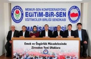 Eğitim-Bir-Sen 2017-2018 eğitim öğretim yılını...