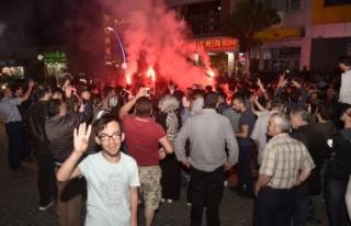 Gümüşhane'de Başkan Erdoğan Coşkusu Yaşandı