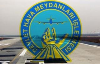 Mayıs'ta havalimanlarında 18 milyon yolcuya hizmet...