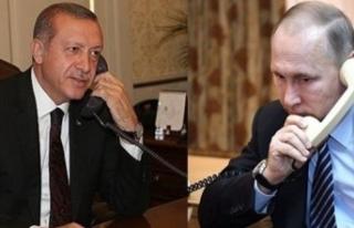 Rusya Devlet Başkanı Vladimir Putin: Cumhurbaşkanı...