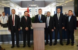 Sağlık Bakanlığı Müsteşarı Prof. Dr. Eyüp...