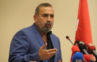 Samsunspor Kulübü şirketleşti, İsmail Uyanık...