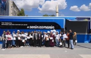 Türk Telekom'un Teknoloji Seferberliği Projesi...