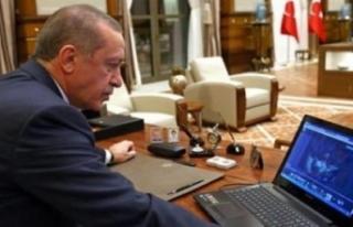 AK Parti Start Verdi! Başkan Erdoğan Tek Tuşla...