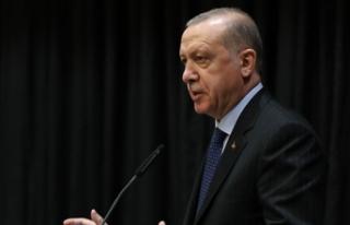 Cumhurbaşkanı Erdoğan Güney Afrika'yı Uyardı!...
