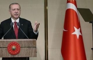Cumhurbaşkanı Erdoğan: Mahalli Seçimde Hasbi Ekip...