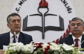 Milli Eğitim Bakanı Ziya Selçuk İsmet Yılmaz'dan...