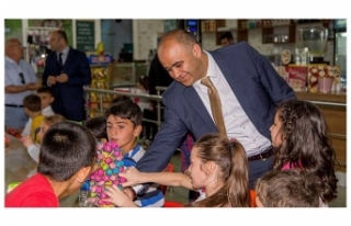Öğrenciler Teknolojiye İzmir İl MEM'de Yön...