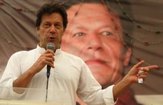 Pakistanlı Eski Sporcu Başbakanlık Seçimlerine...
