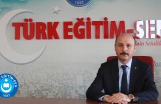 Türk Eğitim Sen Yönetici Atama Yönetmeliğine...