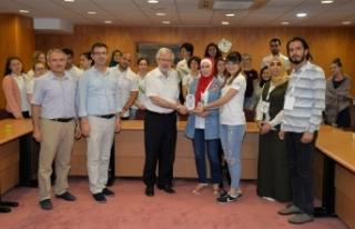 Uludağ Üniversitesi'nde 15 Bin Yabancı Öğrenci...