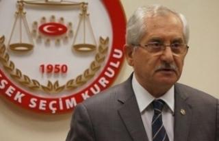 YSK Başkanı Güven Açıklaması: İtiraz Süreci...