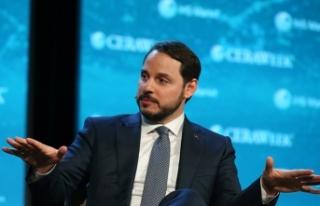 Albayrak: IMF Planı Yok, Yatırıma Odaklandık