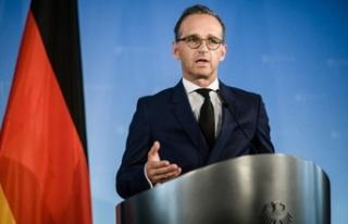 Almanya Dışişleri Bakanı Heiko Maas, Türkiye...