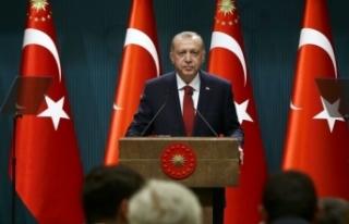 Başkan Erdoğan: Tüm Dünyaya Duyurdu Türkiye Hazır