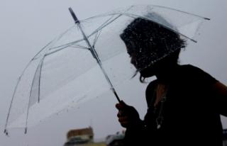 Meteoroloji Uyardı! O Bölgeler de Kuvvetli Yağış...