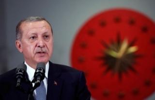 Başkan Erdoğan'dan Vatandaşa Görev! Gördüğünüz...