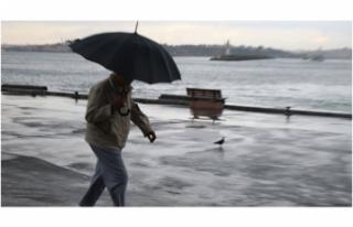 Bu İllerde Yaşayanlar Dikkat: Çok Kuvvetli Yağış...