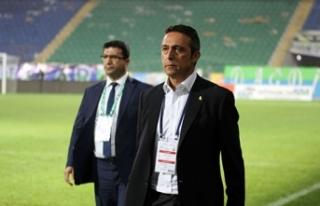 Fenerbahçe Başkanı Ali Koç Canlı Yayında Açıkladı!...