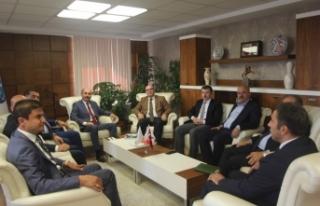 MEB Temel Eğitim Genel Müdürü Dr. Cem Gençoğlu,...