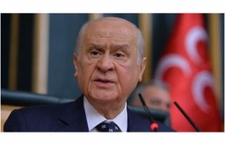 MHP Lideri Devlet Bahçeli'den Flaş Ceza İndirimi...
