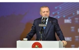 Cumhurbaşkanı Erdoğan 10 Bin İstihdam Müjdesi...