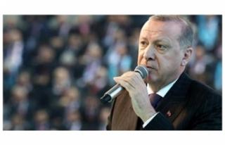 Cumhurbaşkanı Erdoğan İlk Mitingini O Şehirde...