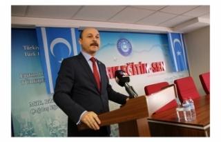 Irak Türkmen Eğitimcilere Yönelik Düzenlediğimiz...