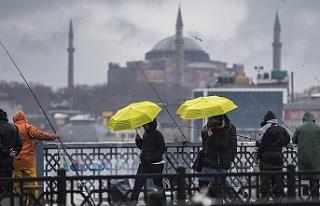 Meteorolojiden Peş Peşe Uyarı: Türkiye'nin...