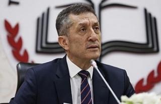 Milli Eğitim Bakanı Ziya Selçuk: Hazine Taşınmazları...