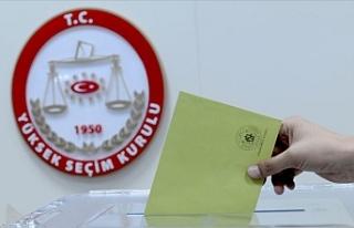 31 Mart'ta Vatandaşlar Oylarını 6 Adımda...