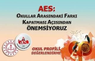 AES: Okullar Arasındaki Farkı Kapatması Açısından...