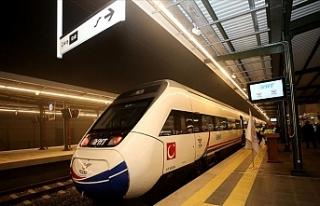 Hızlı Tren Önümüzdeki Hafta Halkalı'ya...