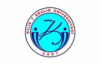 Kilis 7 Aralık Üniversite'sine Personel Alımı...