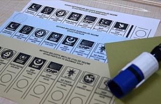 Mahalli İdareler Genel Seçimlerinde, 32 İlde Oy...