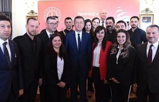 Milli Eğitim Bakanı Ziya Selçuk, Herkesin Parası...